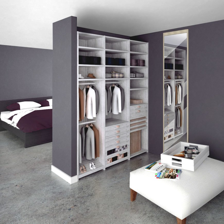 8 best free online closet design software options for 2018 reach in and walk in closets. Black Bedroom Furniture Sets. Home Design Ideas