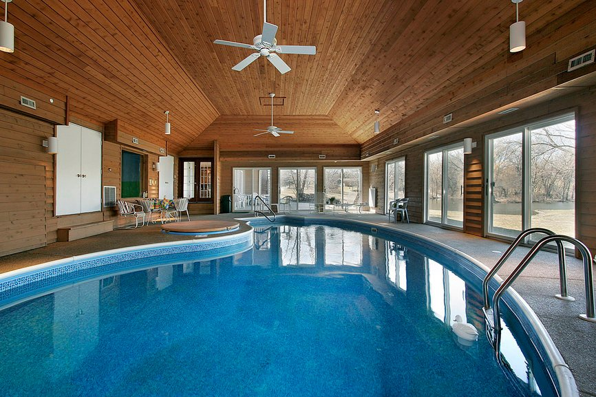 101 Swimming Pool Designs and Types (Photos) on house floor plans with indoor pool, house plans with enclosed pool, home plans with interior pool, inexpensive home indoor pool, custom home with indoor pool, luxury home plans with indoor pool, house plans with swimming pool,