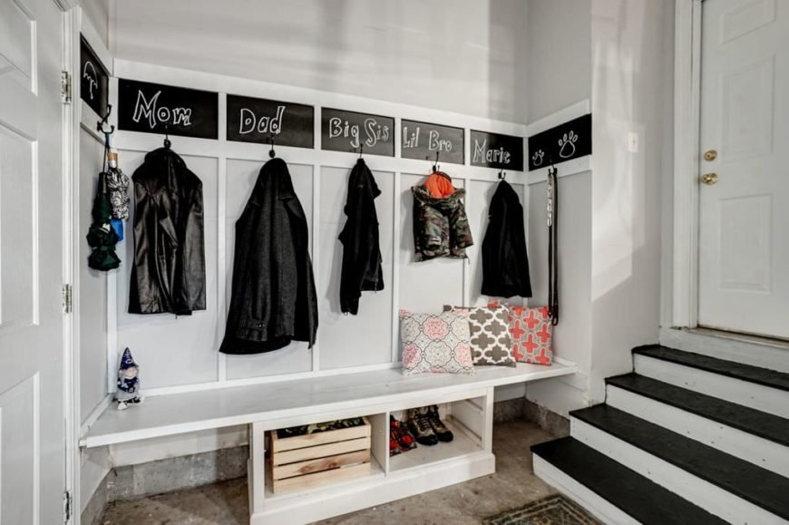 30 Incredible Mudroom Ideas With Storage Lockers Amp Benches