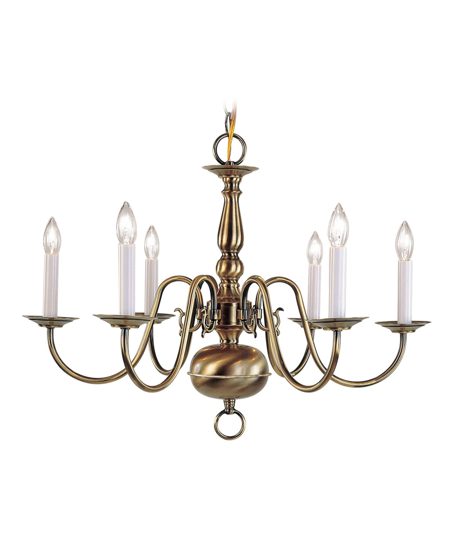 34 chandelier styles and shapes for your home williamsburgh arubaitofo Images