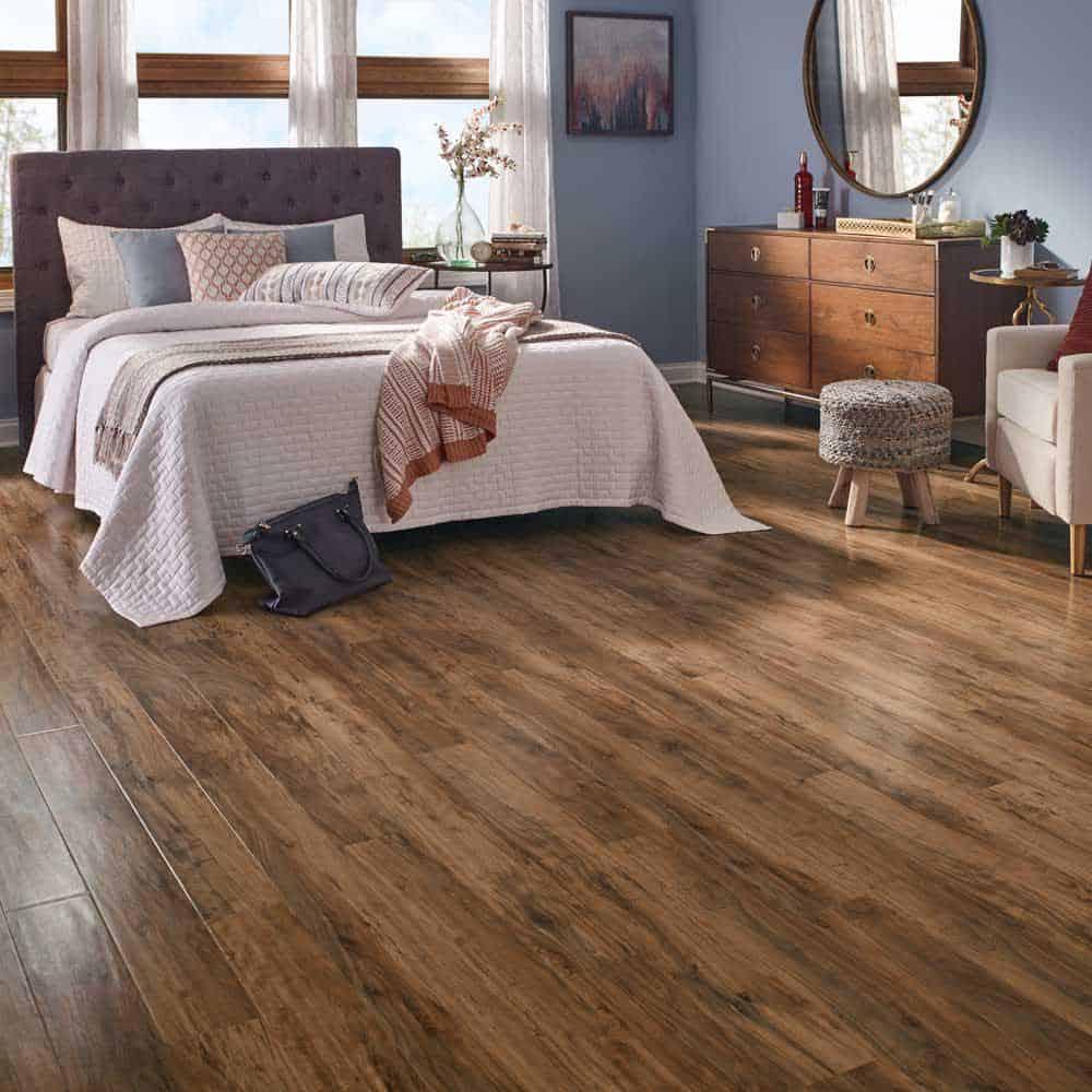 Applewood style laminate floor