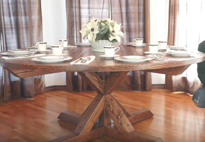 22 Types of Popular DIY Dining Tables