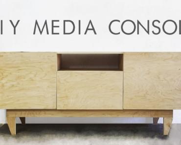 Mid Century Modern Console