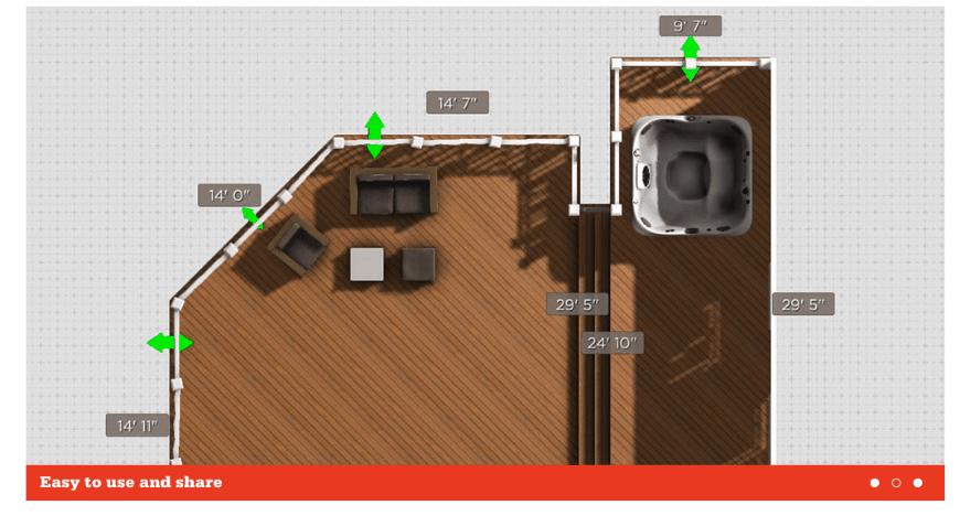 Aztek Deck Designer interface 6