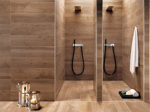 wood look ceramic tile bathroom the 13 different types of bathroom floor tiles pros and cons 24723