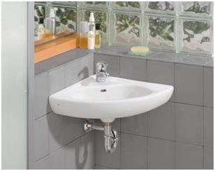 Corner basin image