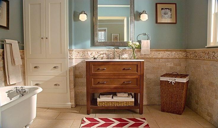 13 Types Of Bathroom Vanities You Need
