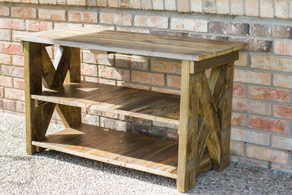 Rustic Tv Stand Ideas | Home design ideas