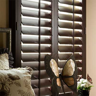 Interior Louvered Example: