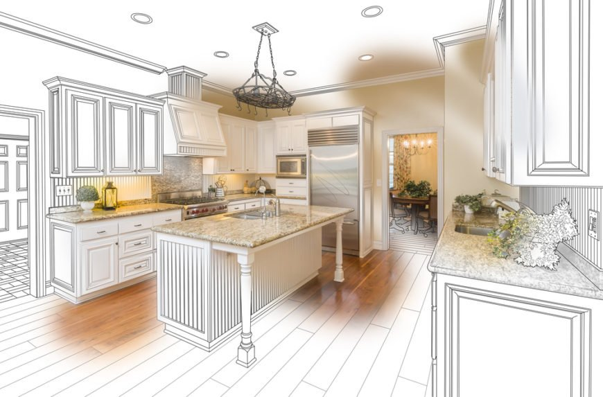 Easy Plans Of Kitchen Cabinets An Analysis
