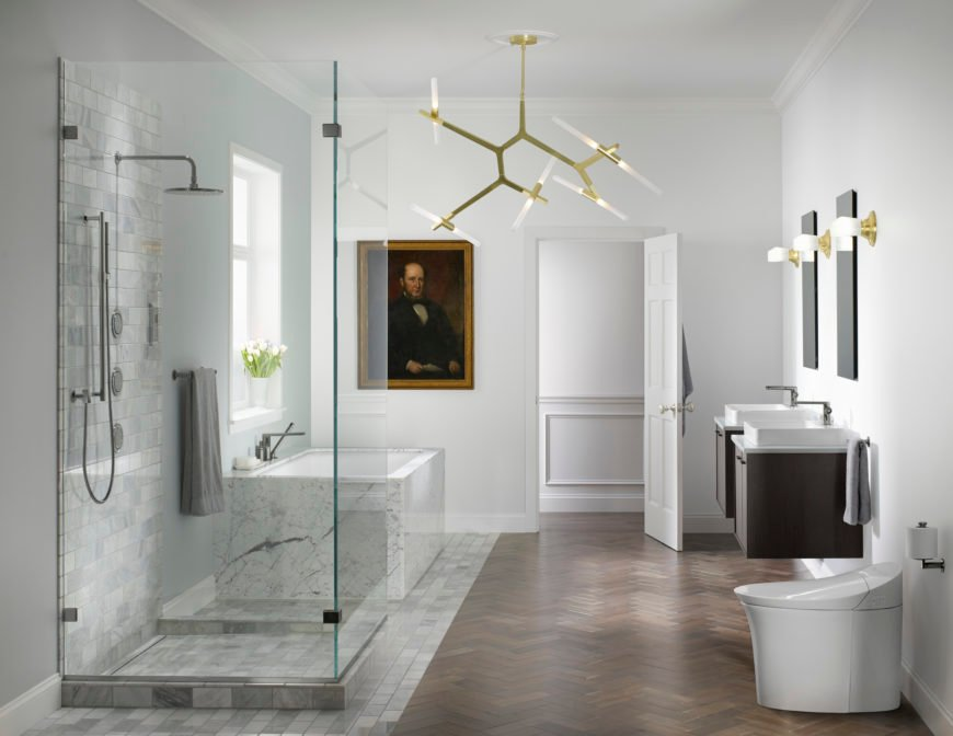 10 Stunning Bathrooms And Kitchens By Kohler's New