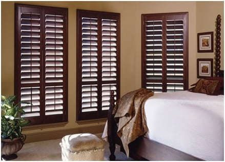 plantation window shutters image