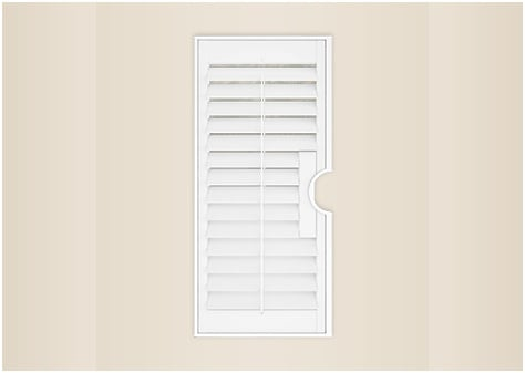 rectangles shape window shutter image