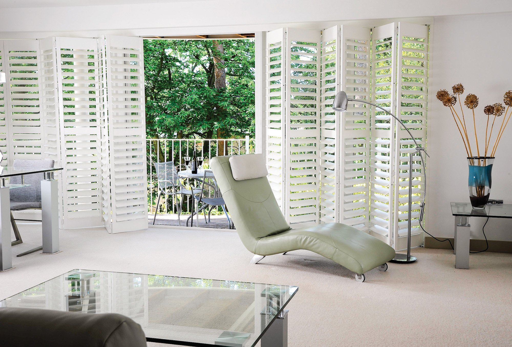 Pros And Cons Of Accordion Shutters Bi Fold Tri Fold And