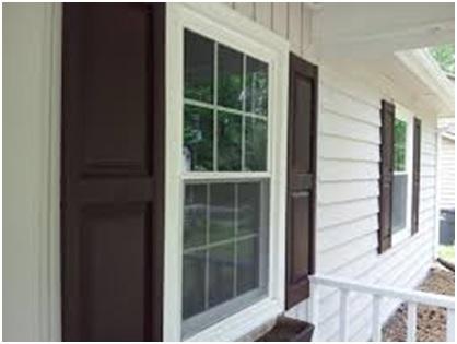 shaker window shutter image