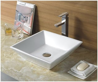 Tabletop basin image