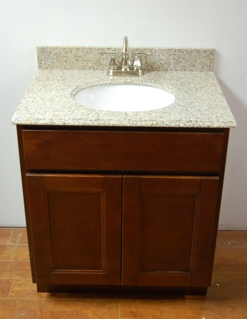 Vanity cabinet image