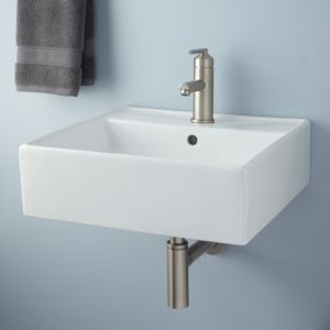 Wall mounted basin image