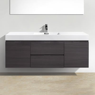 Wall mounted vanity image