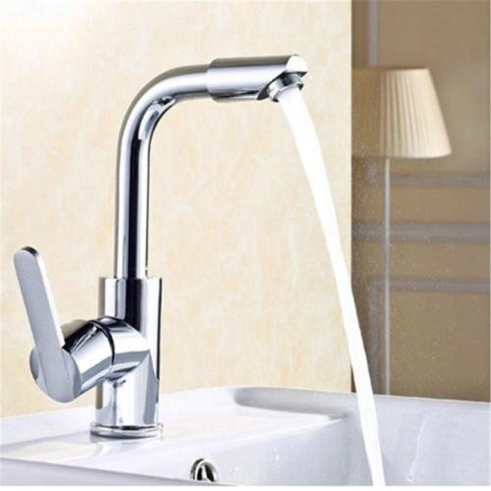 Sink faucets in the bathroom: device, types, choice of popular models 41