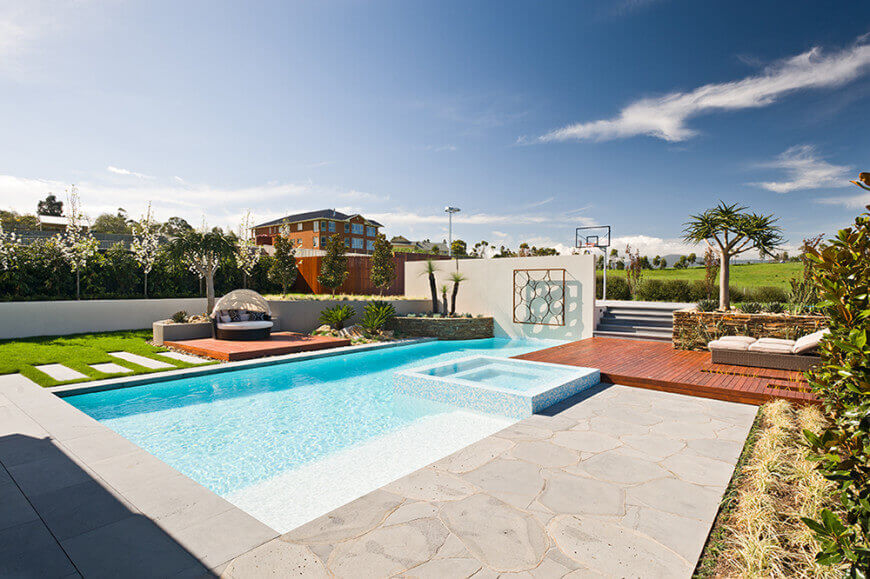 25 Swimming Pools With Cabanas Photos Home Stratosphere