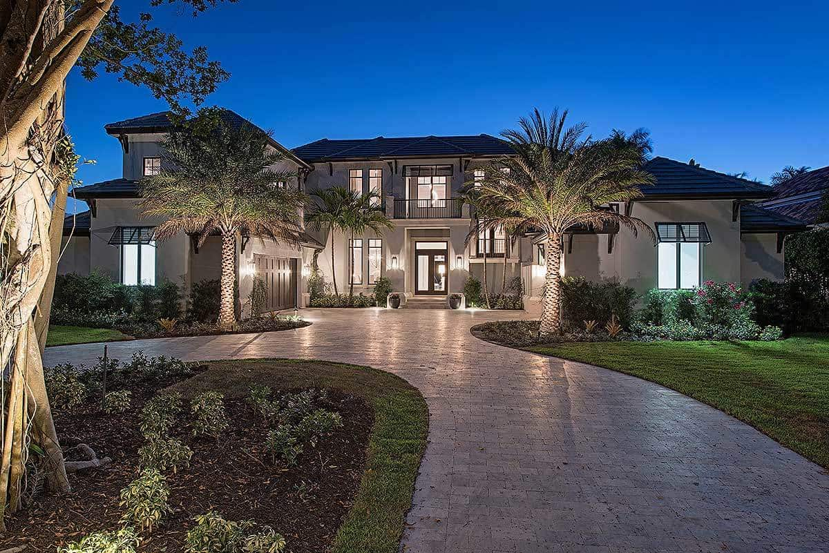 2-story Luxury Home with a Residential Elevator