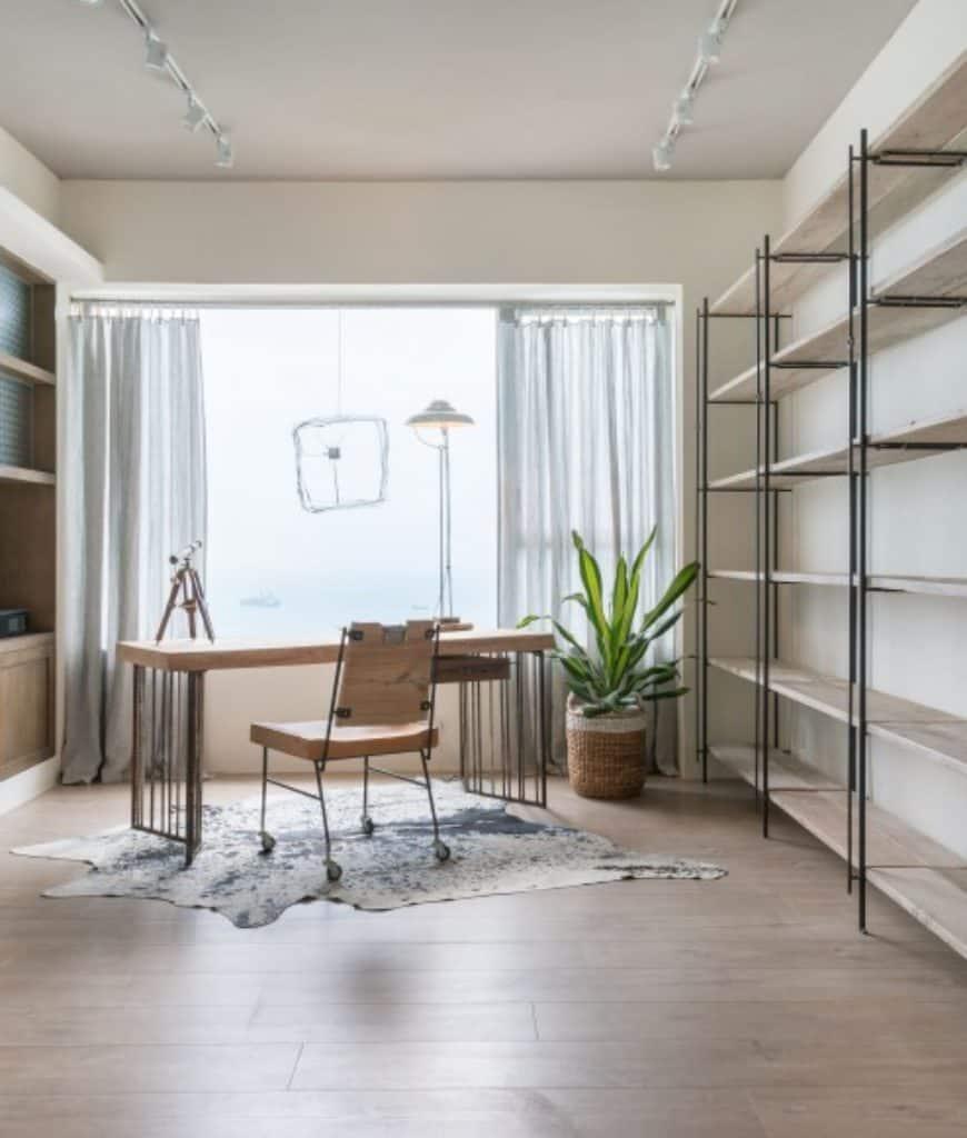 101 Home Offices With An Area Rug (Photos