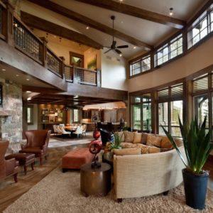 99Jaffa Group Rustic Home Living Room