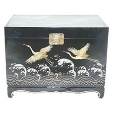 Asian style furniture piece