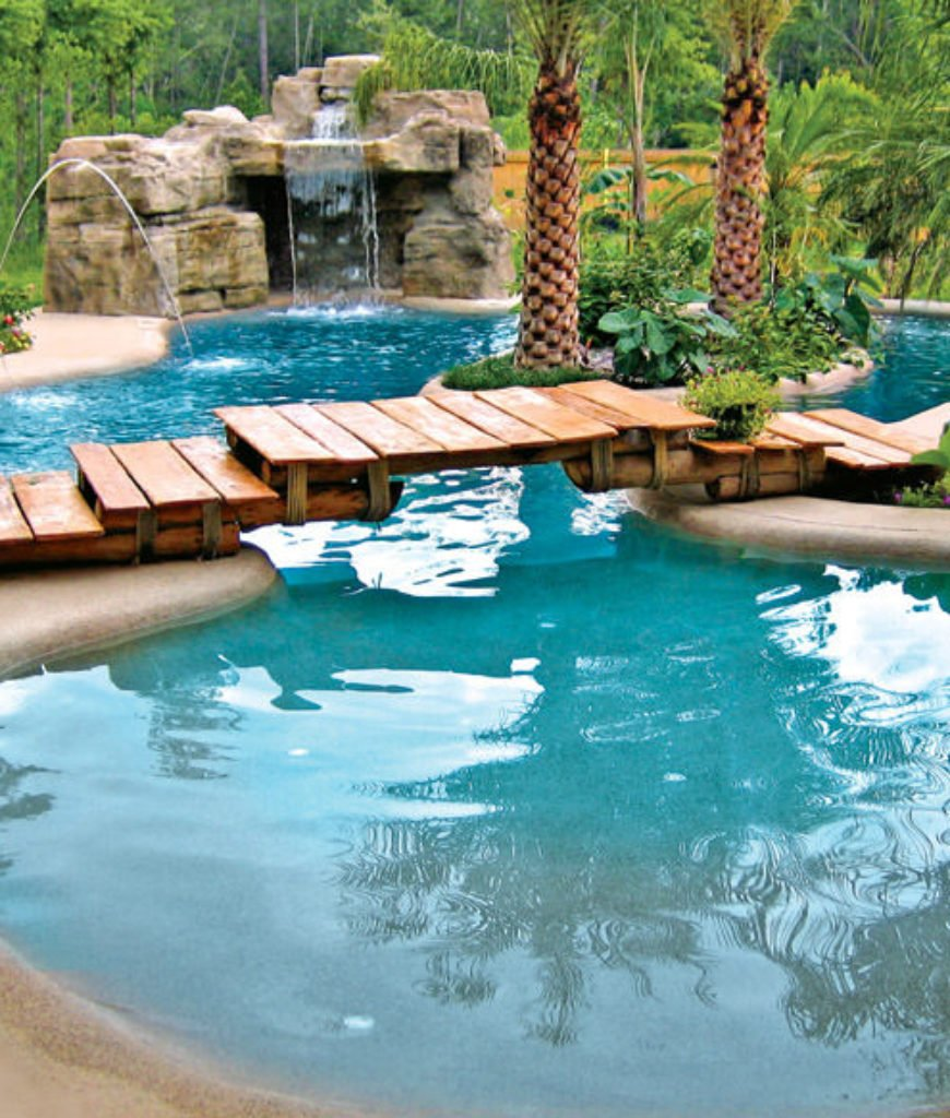 Backyard Swimming Pool Images - Best Foto Swimming Pool and ...