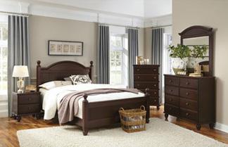 Craftsman bedroom example