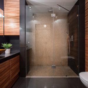 Custom-bathroom-zero-threshold-shower