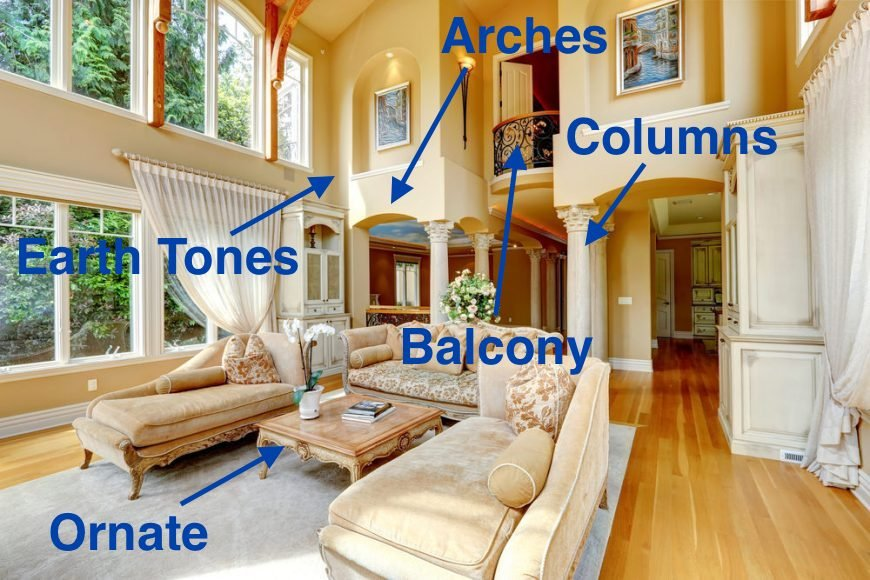 Illustrated guide to Mediterranean home decor