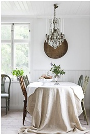 Shabby Chic Style Interior Design Style