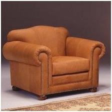 Southwestern armchair