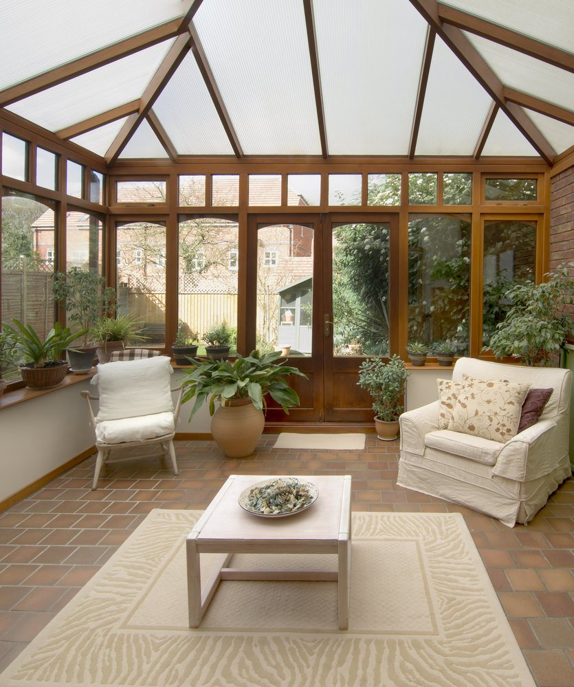 19 Sunroom Ideas - Big, Small, Budget-Friendly and More (Photos)