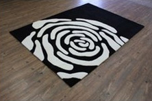 Transitional home decor area rug