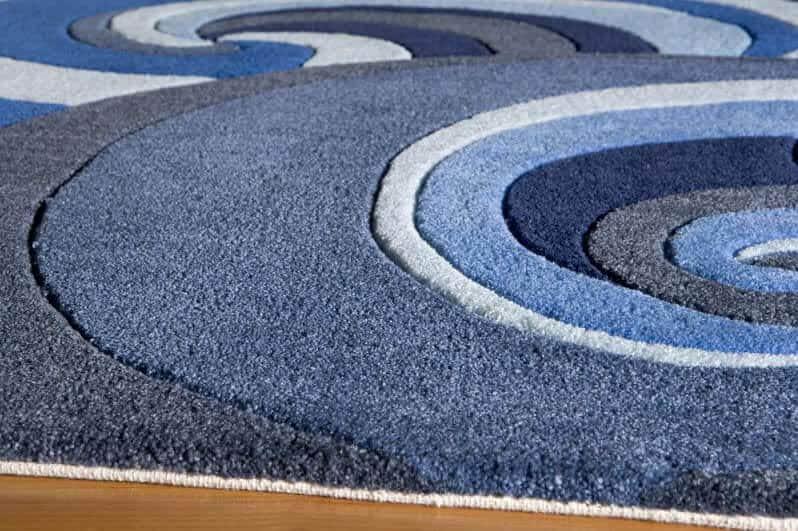Acrylic rug