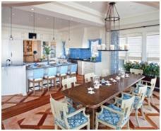 beach style kitchens image