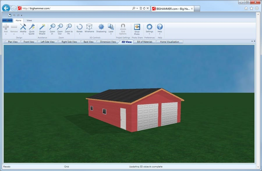 garage designer software