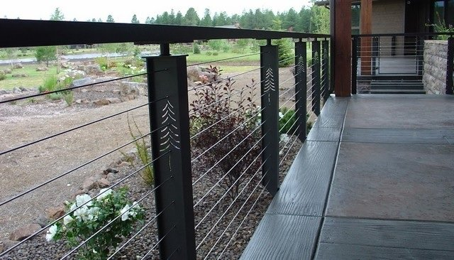 cable railing image