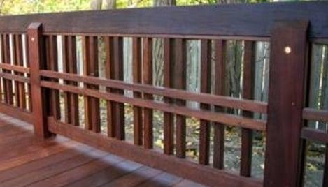craftsman railing image