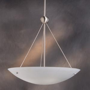 Center Bowl/Inverted Pendant Light