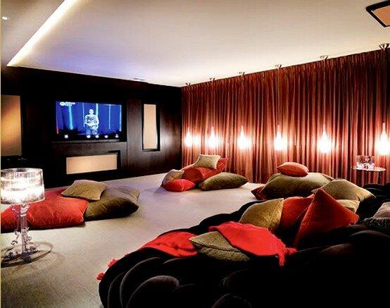 Home Theater Rooms Design Ideas 25 best ideas about theater rooms on pinterest movie rooms media room decor and entertainment room 65 Home Theater And Media Room Design Ideas Photo Gallery