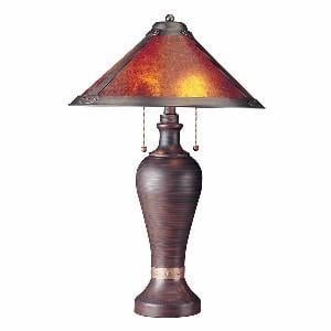 Craftsman/Mission Style Lamp
