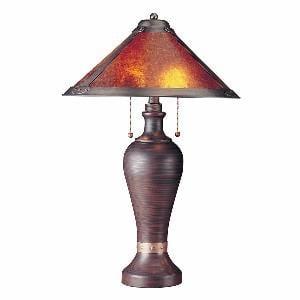 Craftsman/Mission Style Lamp