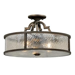 Transitional Ceiling Light
