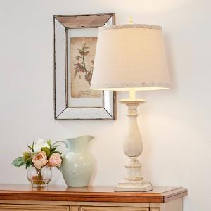 Country/Cottage Lamp