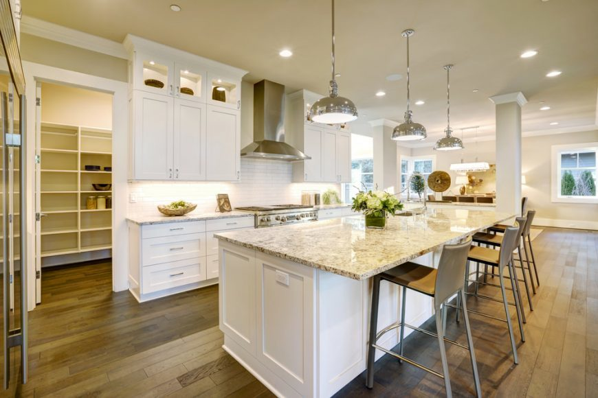 Top Kitchen Island Pendant Lights Home Stratosphere - Lights on top of kitchen island