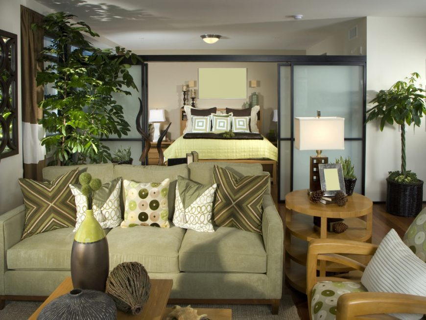75 Master Bedrooms with Flush & Semi-Flush Mount Ceiling ...